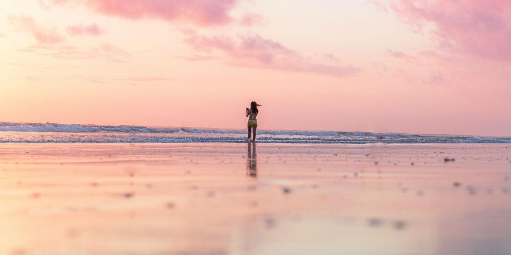 Anorektikere er ofte ensomme på ferier